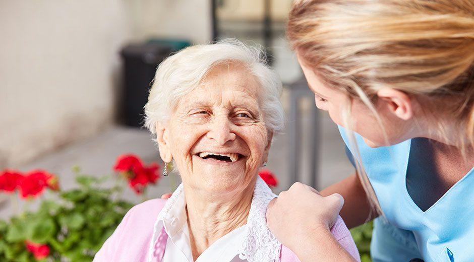Care Disabled Senior