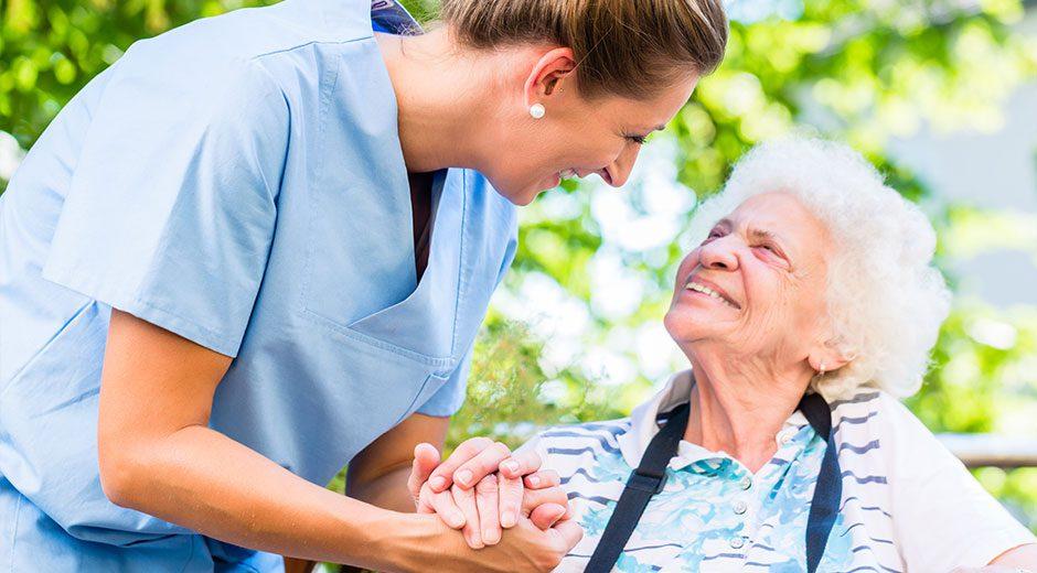senior home care questions