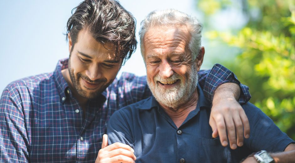 Convince Your Loved One to Accept Home Care